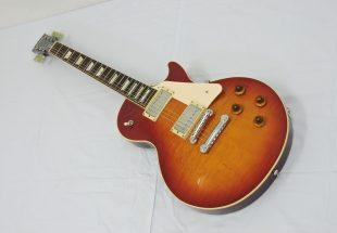 HISTORY ヒストリー SH-LSV/FM VCHエレキギター レスポール